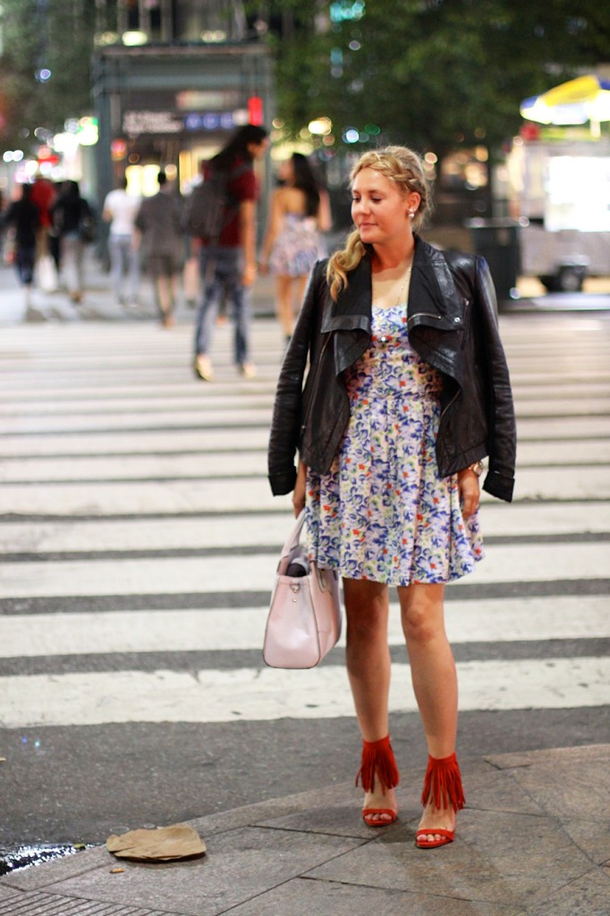 New York at Night-NYFW-Fashion Week-Outfit Inspiration-VEDA-Joie-Have Need Want-Bay Area Fashion Blogger 2