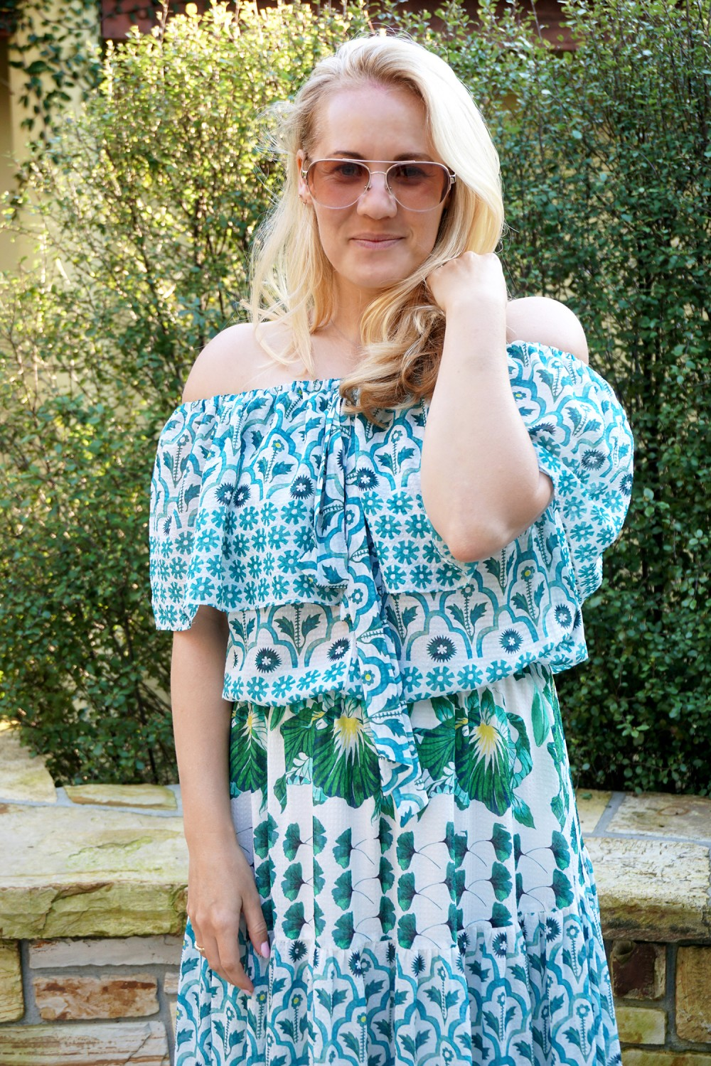 Off The Shoulder Maxi Dress-Temperley London-Outfit Inspiration-Wine Tasting-Visit Carmel by the Sea-Have Need Want 7