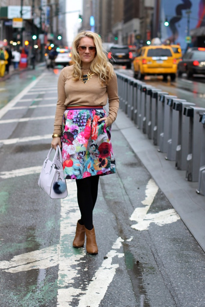 Rainy Weather Style-New York Street Style-Spring-Ted Baker-NYFW Street Style-Fashion Blogger-Have Need Want 2
