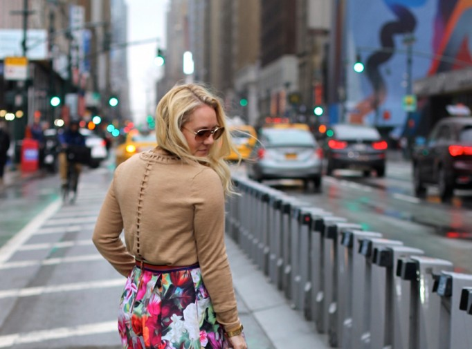Rainy Weather Style-New York Street Style-Spring-Ted Baker-NYFW Street Style-Fashion Blogger-Have Need Want 3