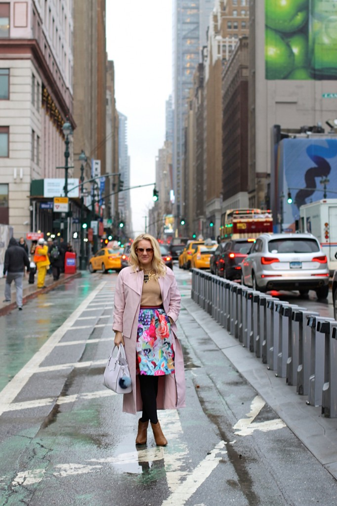Rainy Weather Style-New York Street Style-Spring-Ted Baker-NYFW Street Style-Fashion Blogger-Have Need Want 4