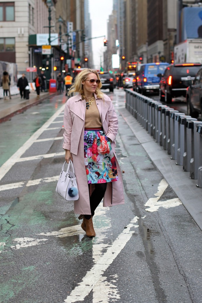 Rainy Weather Style-New York Street Style-Spring-Ted Baker-NYFW Street Style-Fashion Blogger-Have Need Want 5