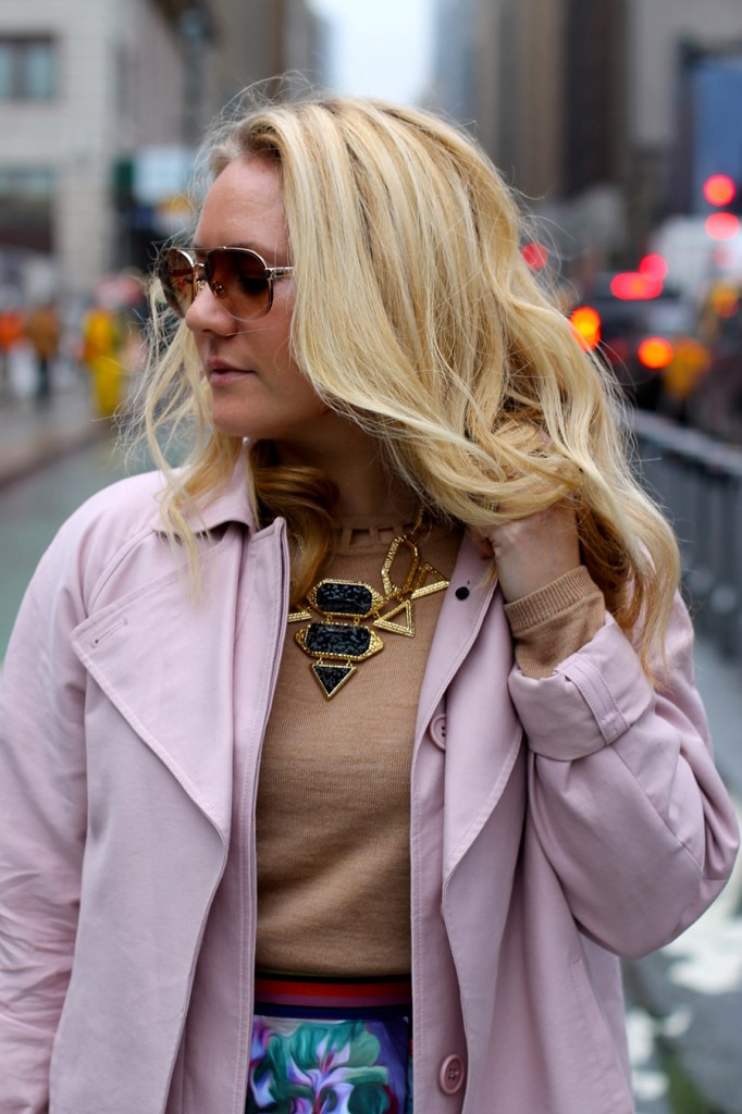 Rainy Weather Style-New York Street Style-Spring-Ted Baker-NYFW Street Style-Fashion Blogger-Have Need Want 6