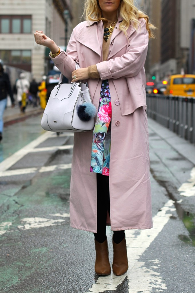 Rainy Weather Style-New York Street Style-Spring-Ted Baker-NYFW Street Style-Fashion Blogger-Have Need Want