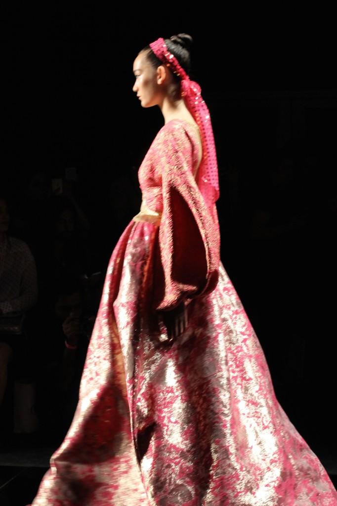 Reem Acra-SS16-NYFW-Runway-Behind the scenes-Fashion Blogger-Bay Area Fashion Blogger-Reem Acra Collection 3