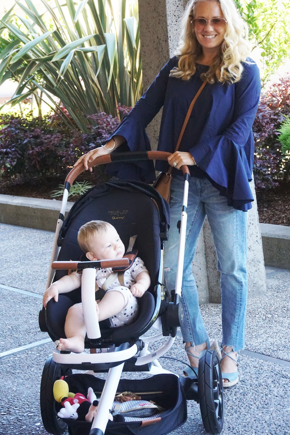 Review of Rachel Zoe x Quinny Moodd Stroller-Quinny Moodd Stroller-Modern Stroller-It Stroller for 2017-Chic Baby Stroller-Have Need Want-Baby Registry List Products-Baby Registry Must Have Item 2