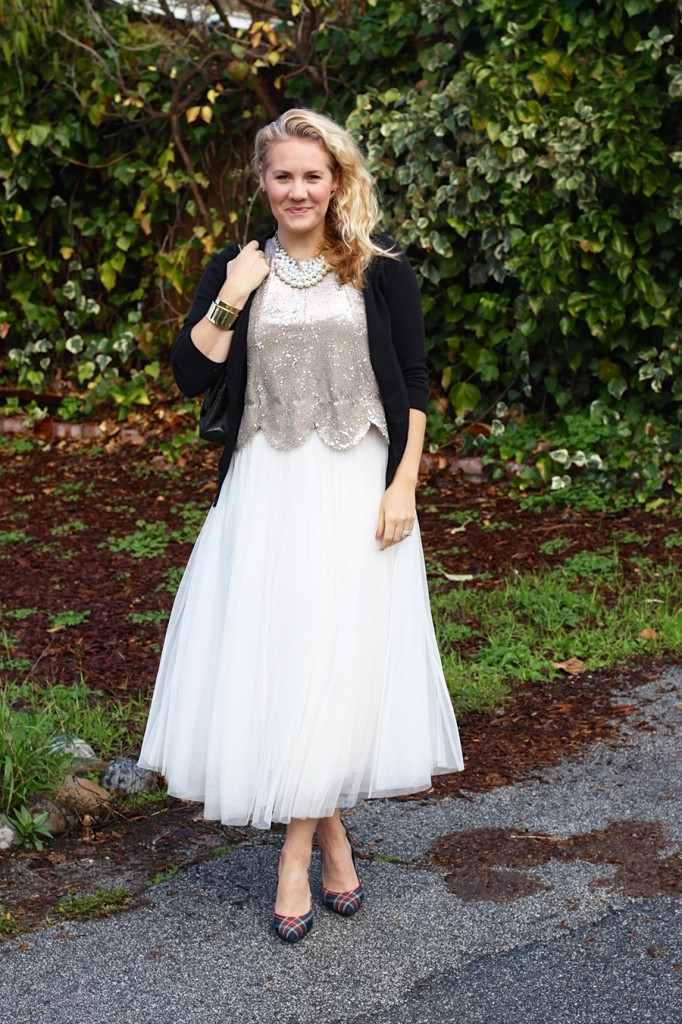 Sequins and Tulle-Holiday Outfit Ideas-Bay Area Fashion Blogger-Have Need Want-Holiday Party Outfit-Outfit Inspiration 7