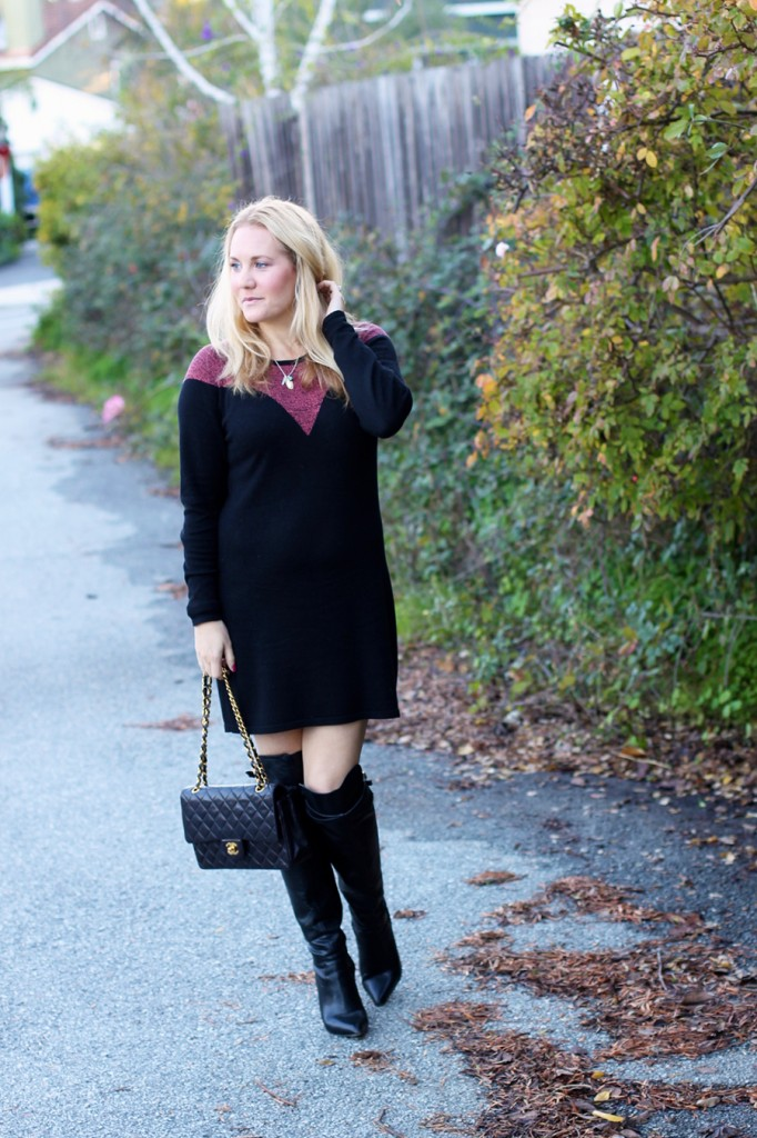 skunkfunk-sweater-dress-bay-area-fashion-blogger-outfit-inspiration-sweater-weather-have-need-want-chanel-handbag-3