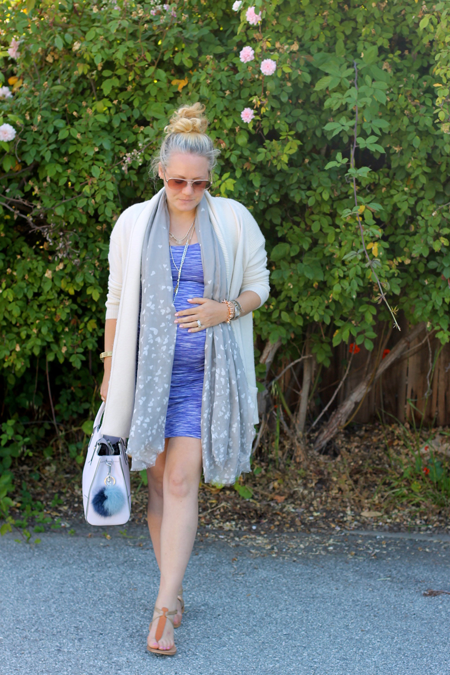 Space dyed-Ingrid and Isabel-Maternity Style-Maternity Dress-Have Need Want-Fashion Inspiration-Bay Area Fashion Blogger 4