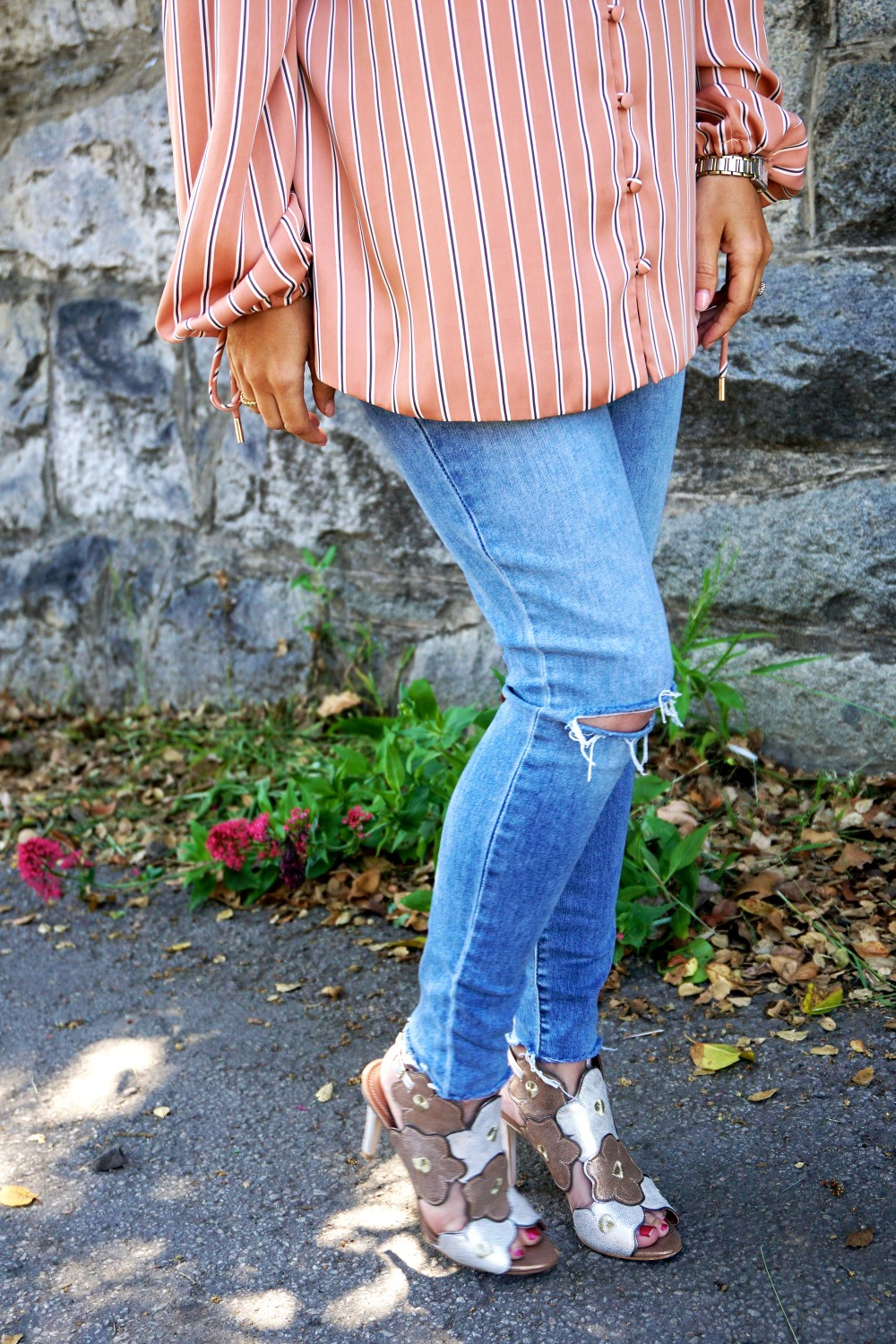 Stripe cold shoulder top-cold shoulder trend-spring style-outfit inspiration-have need want 7