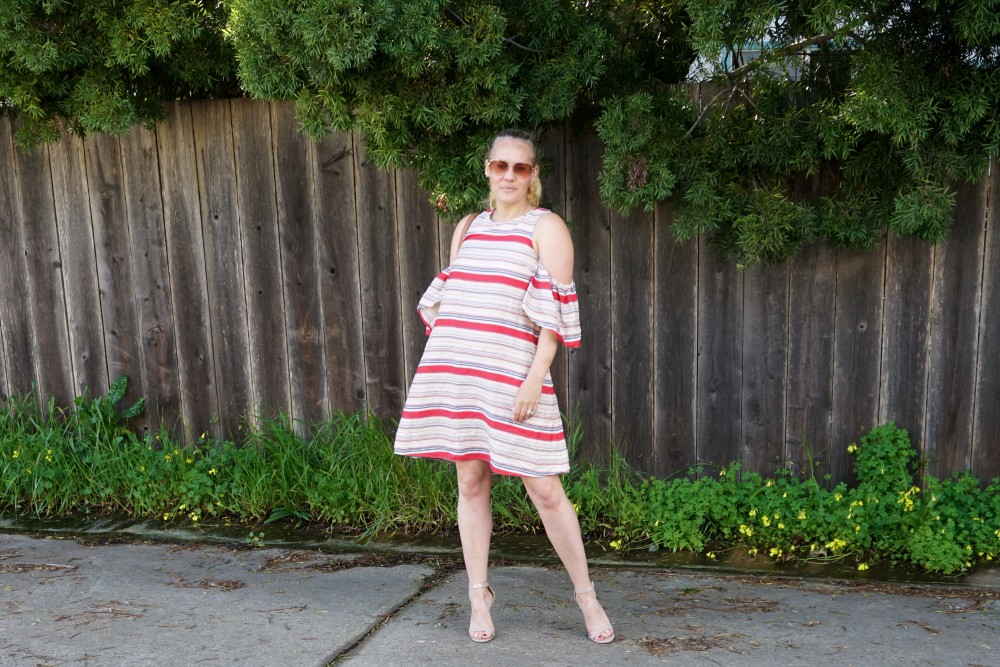 Tanya Taylor-Cold Shoulder Dress-Outfit Inspiration-Spring Style-Have Need Want 2