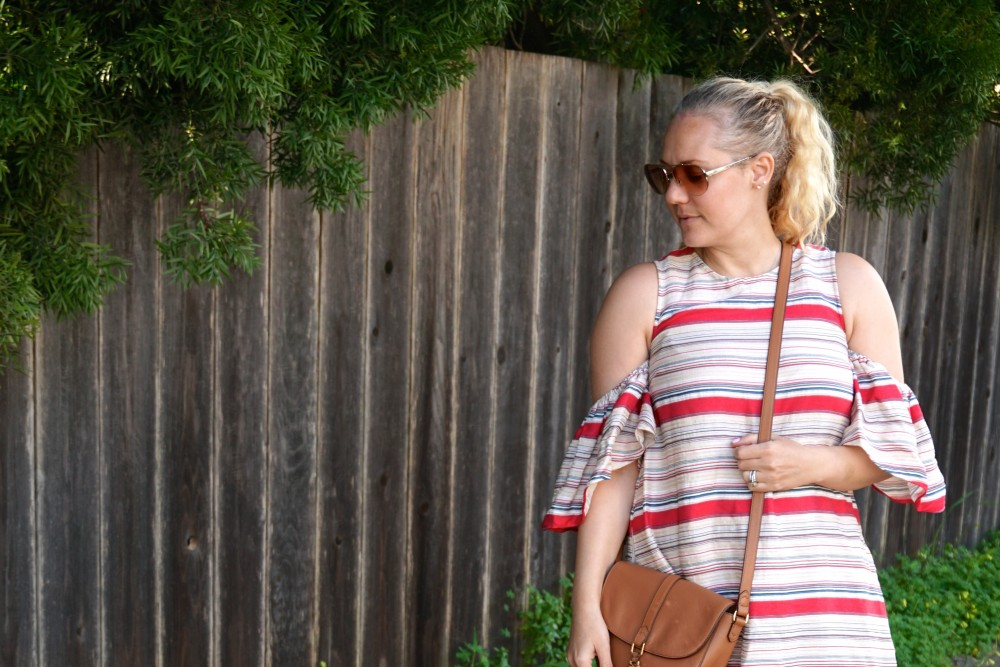 Tanya Taylor-Cold Shoulder Dress-Outfit Inspiration-Spring Style-Have Need Want 3