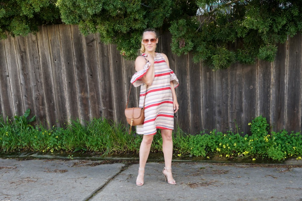 Tanya Taylor-Cold Shoulder Dress-Outfit Inspiration-Spring Style-Have Need Want 4