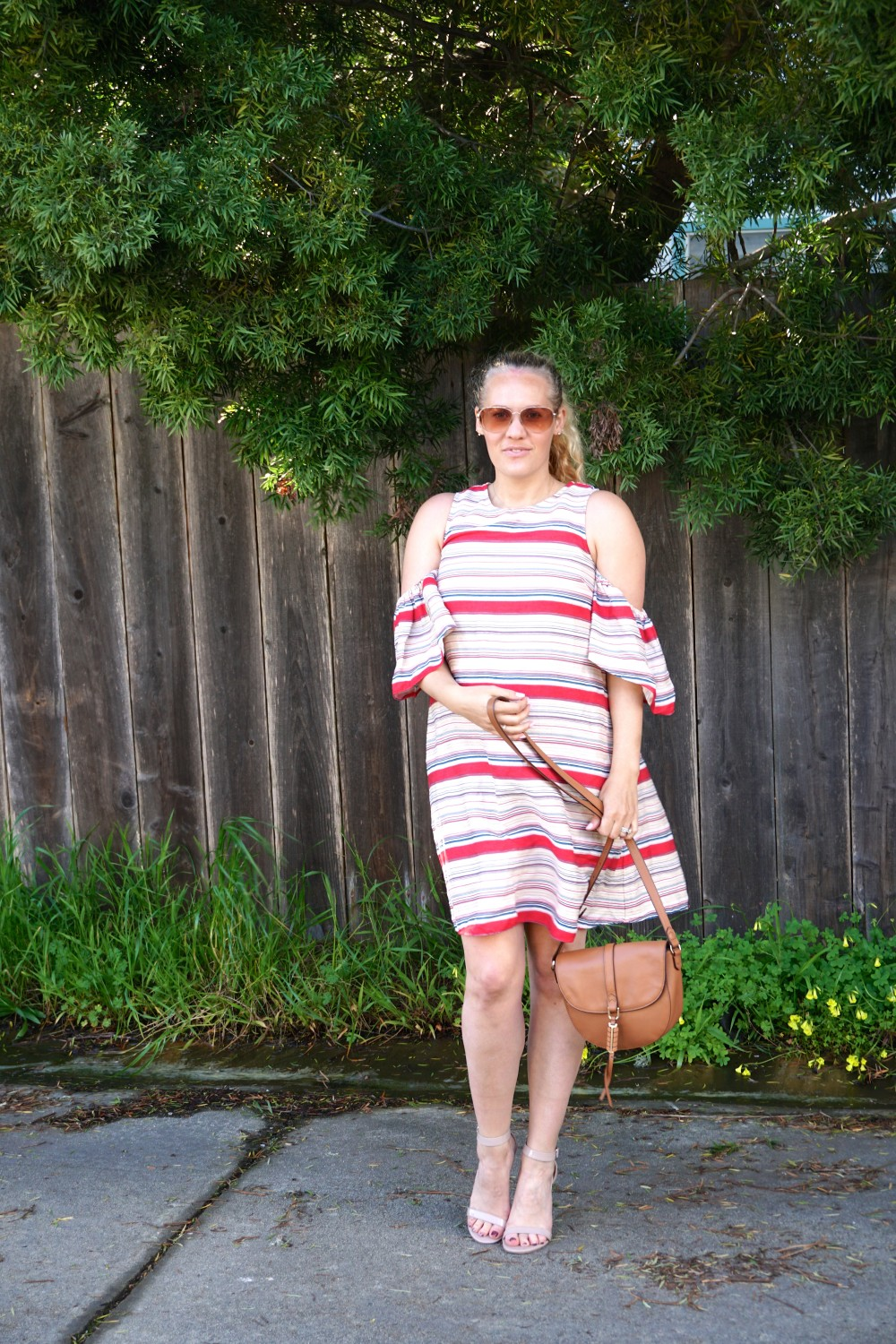 Tanya Taylor-Cold Shoulder Dress-Outfit Inspiration-Spring Style-Have Need Want 6
