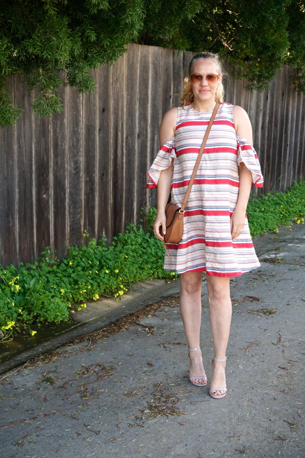 Tanya Taylor-Cold Shoulder Dress-Outfit Inspiration-Spring Style-Have Need Want 7
