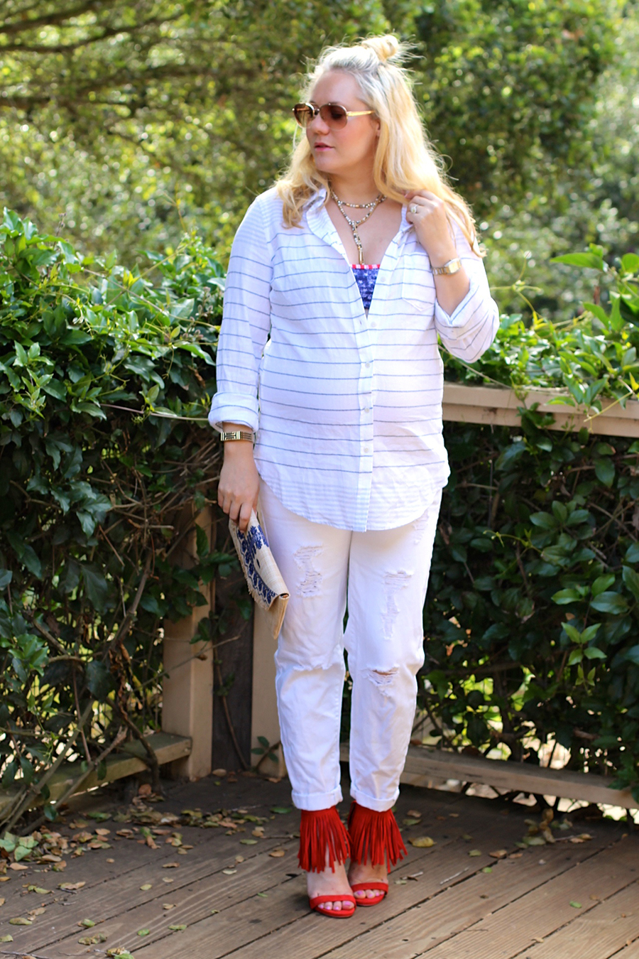 Target Style-Summer Trends-Maternity Style-Summer Style-Americana 10