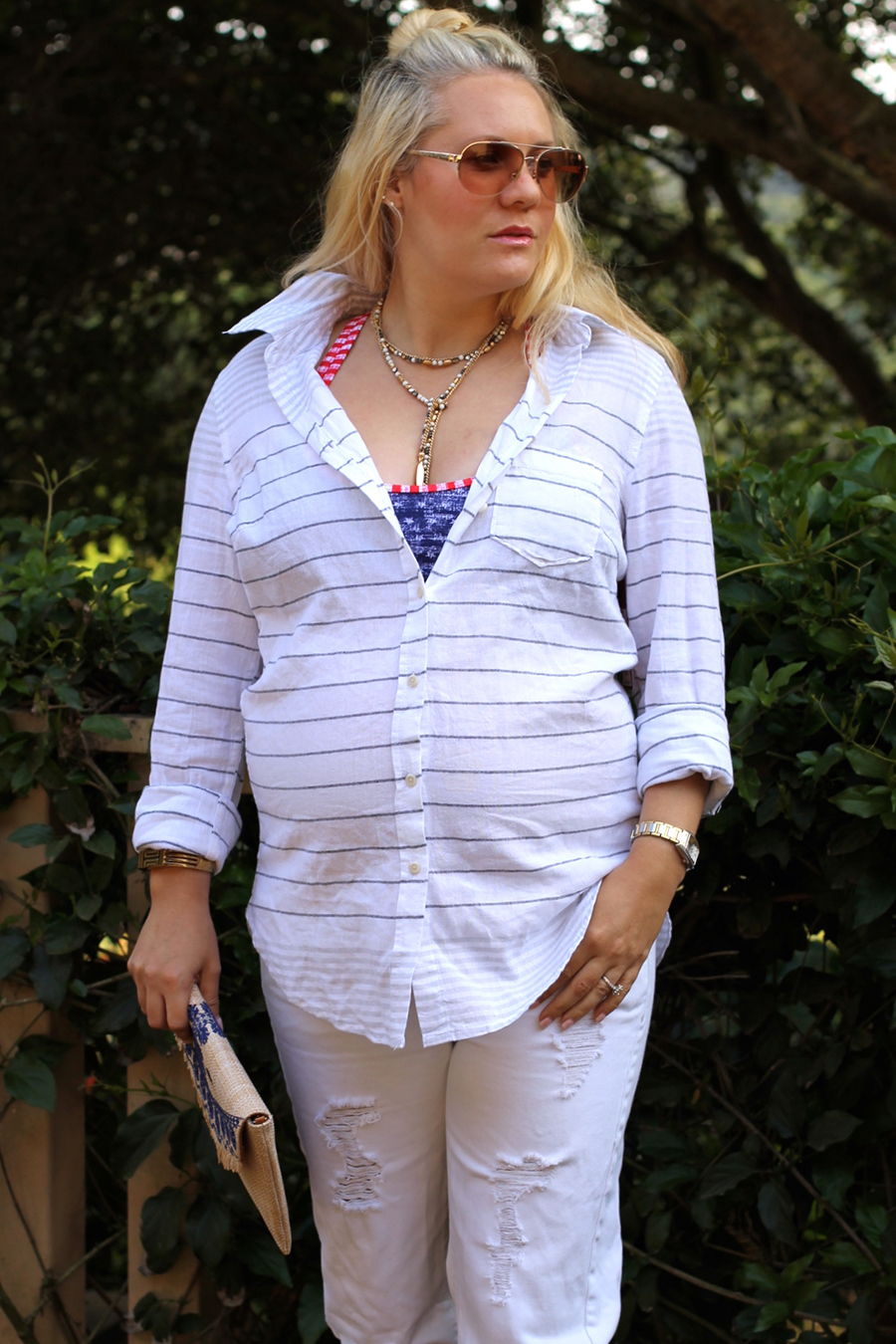 Target Style-Summer Trends-Maternity Style-Summer Style-Americana 11
