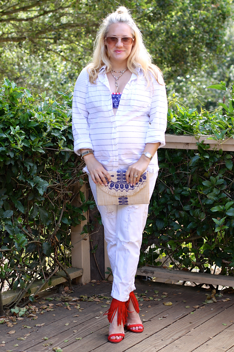 Target Style-Summer Trends-Maternity Style-Summer Style-Americana 12