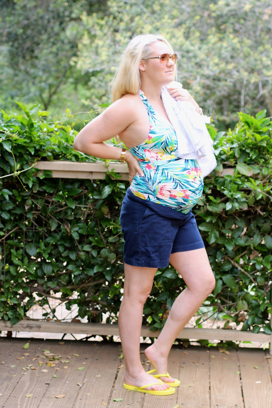 Target Style-Summer Trends-Maternity Style-Summer Style-Tropical Trend 7