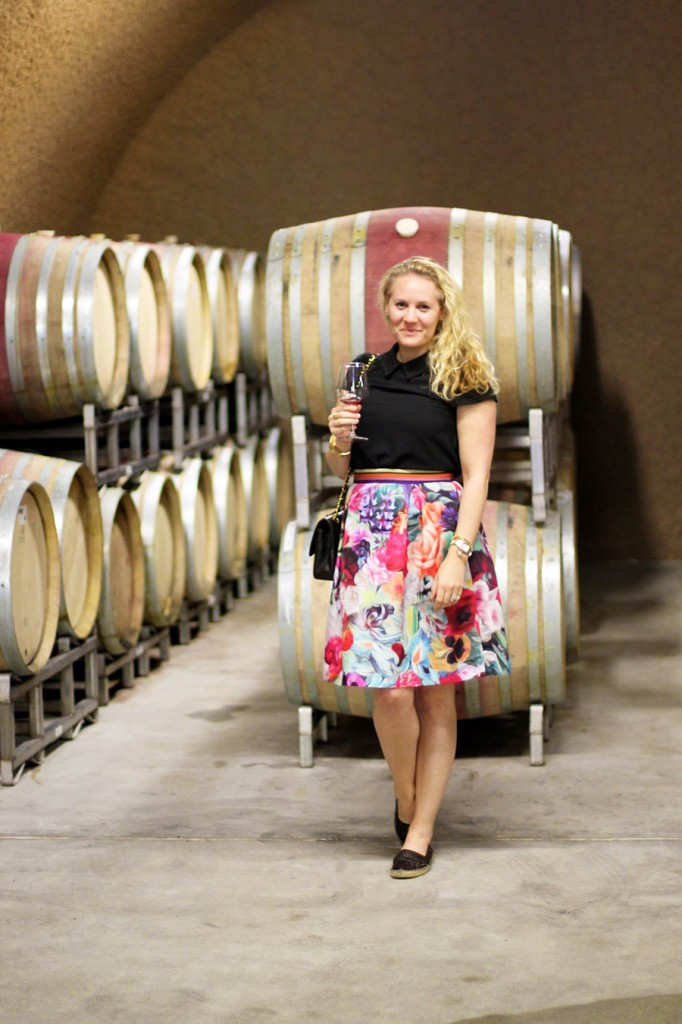 Ted Baker-Spring Style-Chanel Handbag-What to Wear Wine Tasting-Have Need Want-wine Tasting Carmel Valley 6