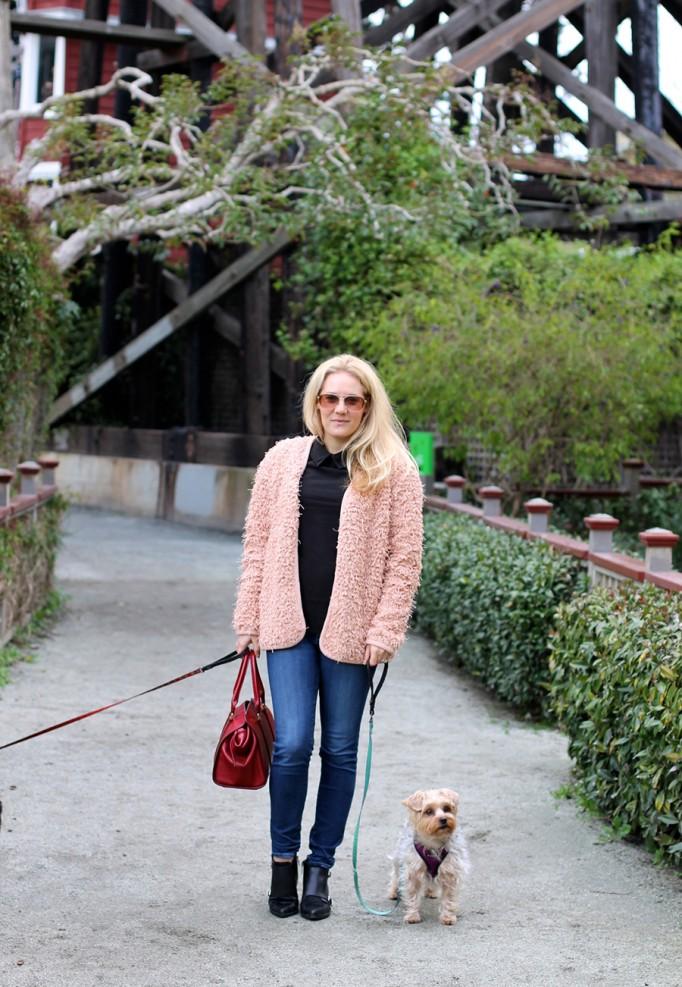 Ted Baker-embellished shoulder blouse-Weekend Style-English Factory Jacket-Sam Edelman Shoes-Burberry Handbag-Spring Transition-Fashion Blogger-Bay Area Fashion Blogger-Have Need Want Blog 10