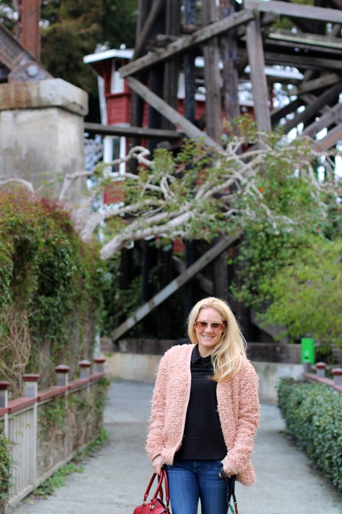 Ted Baker-embellished shoulder blouse-Weekend Style-English Factory Jacket-Sam Edelman Shoes-Burberry Handbag-Spring Transition-Fashion Blogger-Bay Area Fashion Blogger-Have Need Want Blog 6