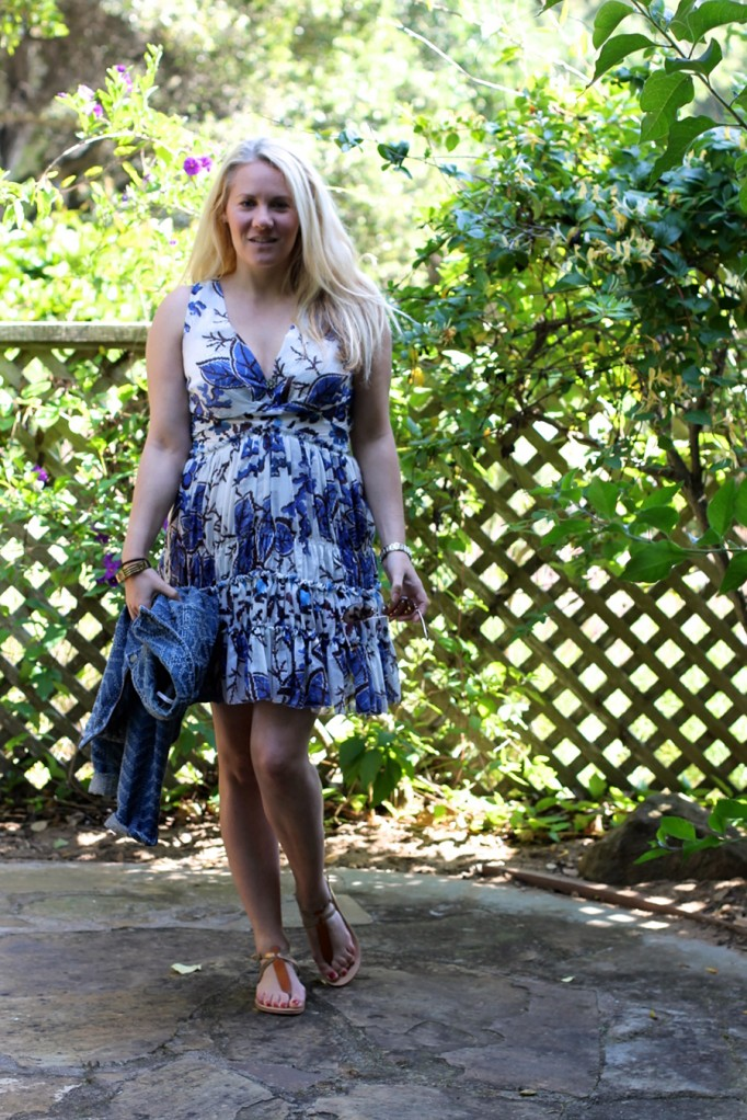 Thakoon-Spring Style-Summer Dress-Garden Party Style 5