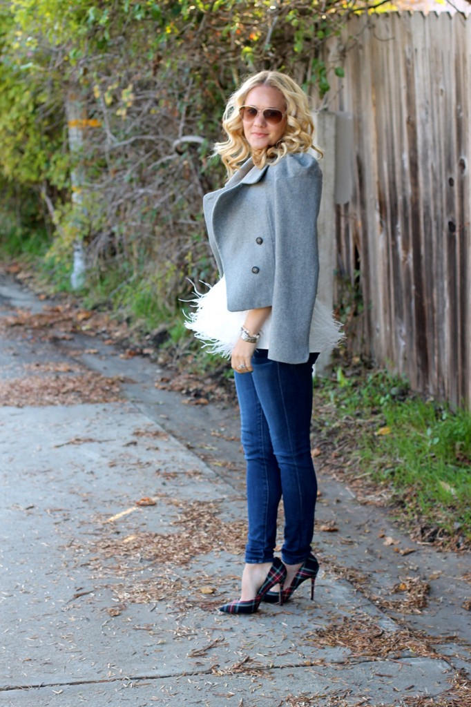 Tibi-Feather Top-Outfit Inspiration-Winter Style-Charles David- Winter Style with ShoeBuy 9