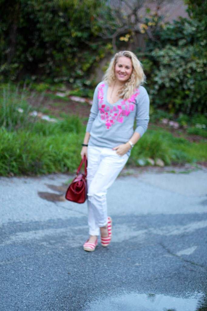 Trina Turk Sweater-Valentines Day Outfit Inspiration-Casual Style-Fashion Blogger-Bay Area Blogger-Valentines Day Outfit 8