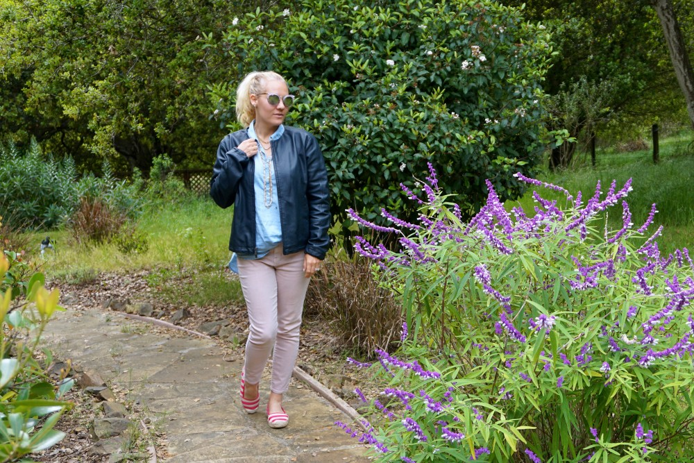 Two Ways to Wear Pale Pink Pants-Target Style-Mossimo Pants-Oufit Inspiration-Spring Style-Have Need Want 9