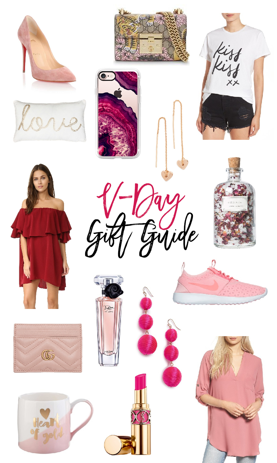 V day gift guide gifts for her valentine 39 s day have for Gifts for her valentines day