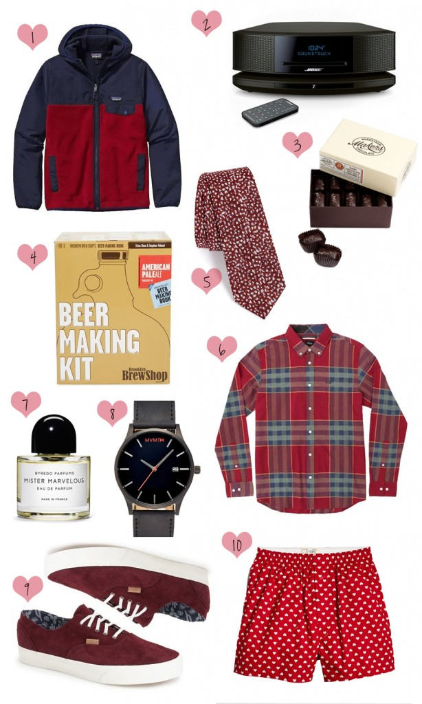 Valentines day gifts for him have need want gift guide for Gifts for him for valentine day