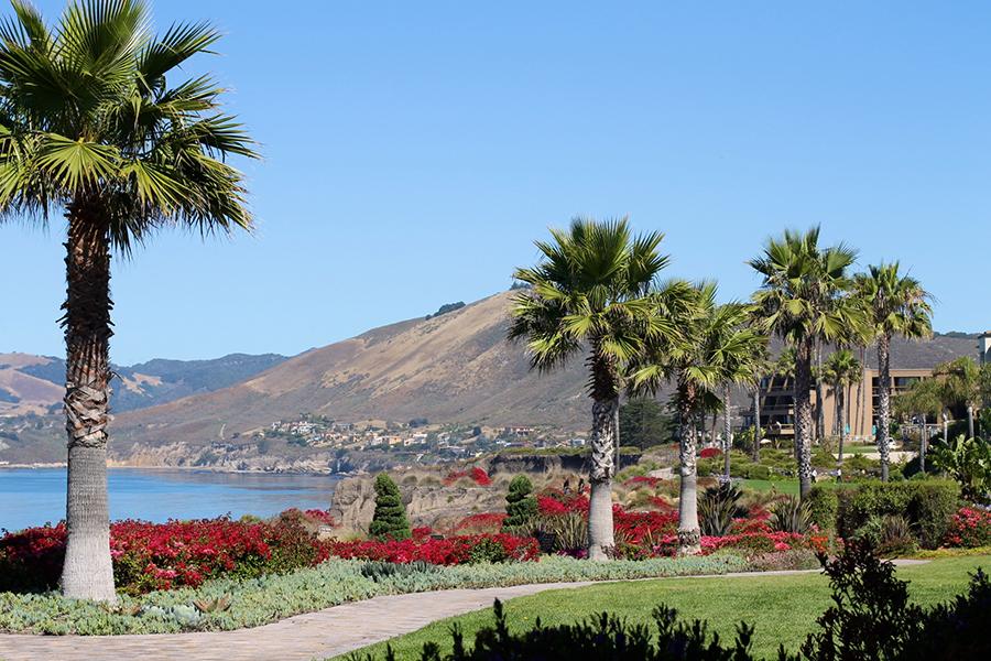 View from Spyglass Inn
