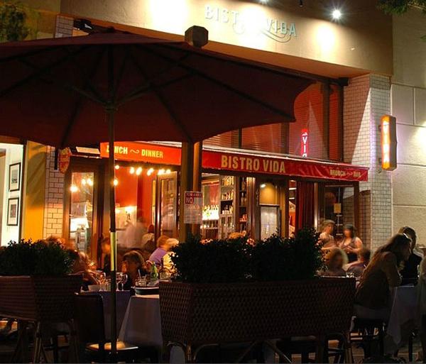 bistro vida, city guide, menlo park, eat shop do