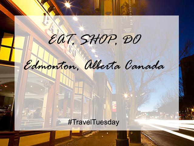 eat shop do Edmonton