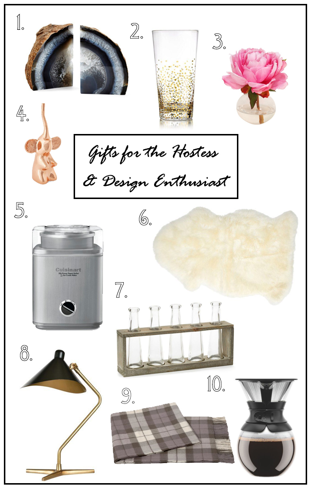 Gift guide for the hostess with one kings lane have for Hostess gifts that travel well