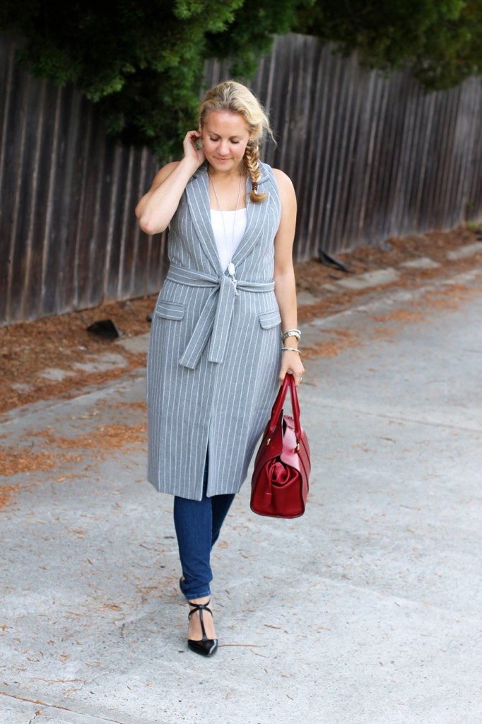 high low vest-cmeo collective-fashion blogger-bay area fashion blogger-burberry handbag-fall style-nine west-outfit inspiration 6
