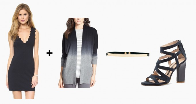 how to wear your casual clothes to the office_casual dress outfit idea