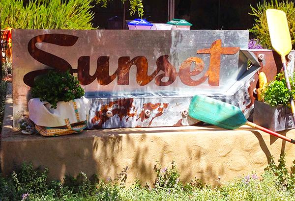 sunset celebration