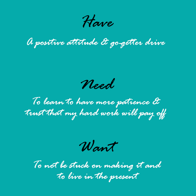 weekly affirmation 4